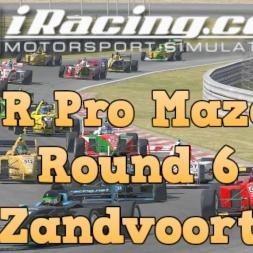 iRacing AOR Pro Mazda Championship S3 Round 6: Zandvoort