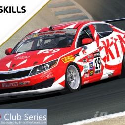 """iRacing: Survival Skills"" (BSR Kia Club Series at Laguna Seca)"