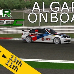 VSR HTCC 2014 | Algarve International Circuit | Balazs Toldi OnBoard
