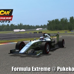 Formula Extreme @ Pukekohe Historic - Stock Car Extreme 60FPS