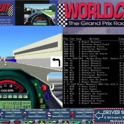 World Circuit F1GP - GP US Phoenix - Qualifying