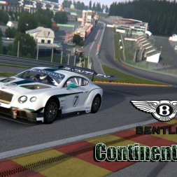 Assetto Corsa * Bentley Continental GT3 * Spa