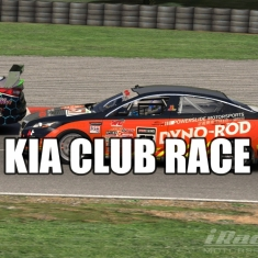 iRacing: BSR Kia Club Race #2 (Kia Optima @ Summit Point Raceway)
