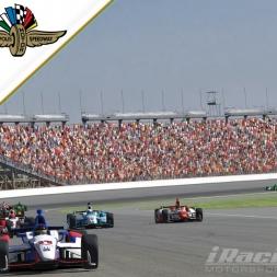 """iRacing: Risk Taking ft. Bacon Lard"" (DW12 at Indianapolis Motor Speedway)"