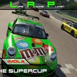 Porsche Supercup by RSR Zusammenfassung Lauf 1: IMOLA