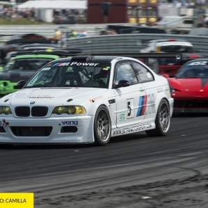 Gatebil Extreme Race Rudskogen 2015 Supercharged BMW M3 R