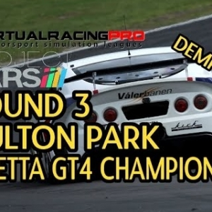 Project Cars: Ginetta GT4 Round 3: Project League Racing
