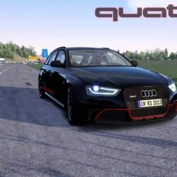 ASSETTO CORSA Audi RS4 2013