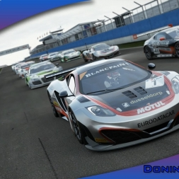 Project CARS   The RD Wheelspin League - Round 8: Donington Park