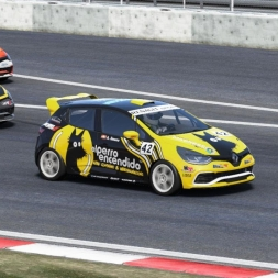 Clio Cup @ Nurburgring - Race 1
