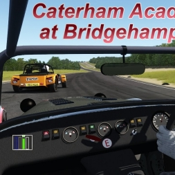 Assetto Corsa MP - Caterham at Bridgehampton [Racedepartment]