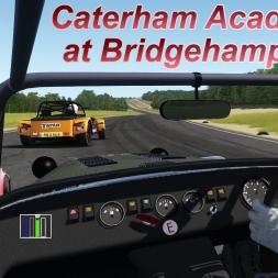 Assetto Corsa MP - Caterham at Bridgehampton [Racedepartment]