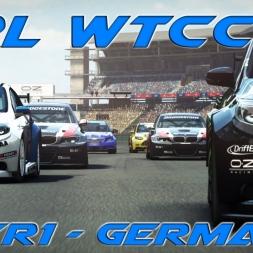 GRID Autosport | NRL - Season 3 - WTCC - Round 1 @ Hockenheimring