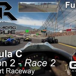 GRID Autosport | NRL - Season 2 - Formula C - Round 2 @ Autosport Raceway