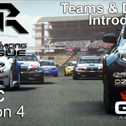 GRID Austosport | NRL - WTCC Season 4 - Teams & Driver Introduction