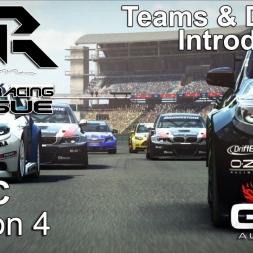 GRID Austosport | NRL - WTCC Season 4 - Teams & Driver Introduction