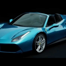 Ferrari 488 Spider – Launch video