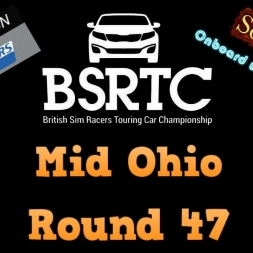 iRacing BSRTC Round 47 from Mid Ohio