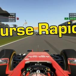 F1 2015 - Course rapide avec Räikkönen au Hungaroring !
