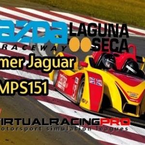 Project Cars: Palmer Jaguar Laguna Seca: VRP