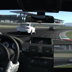 Assetto Corsa: Online Battle - BMW 1M vs 1M vs M3 E92 - Mugello