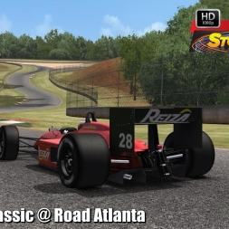 Formula Classic @ Road Atlanta Driver's View - Stock Car Extreme 60FPS