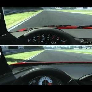 Assetto Corsa v 1.2 - Toyota GT86 vs BMW M3 E30 at Magione