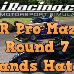 iRacing AOR Pro Mazda Championship S3 Round 7: Brands Hatch
