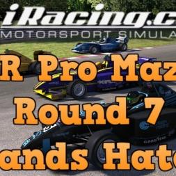 iRacing AOR Pro Mazda Championship S3 Round 7: Brands Hatch