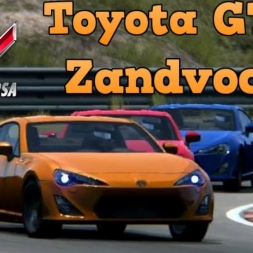 Assetto Corsa Toyota GT86 at Zandvoort - Patch 1.2