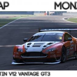 Project Cars - Hotlap Monza | Aston Martin GT3  - 1:43.662 + Setup