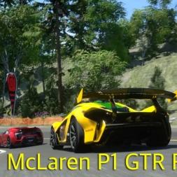 DriveClub™ - McLaren P1 GTR