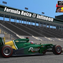 Formula Reiza @ Infineon Driver's View - Stock Car Extreme 60FPS