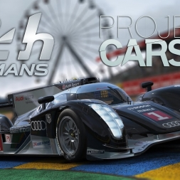 Project Cars - Course Online/LE MANS (LMP1/LMP2/GT3)
