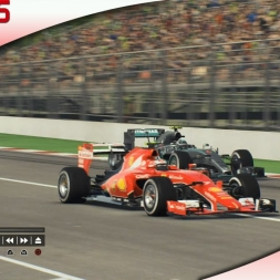 F1 2015   Raikkonen Career Mode - Round 5: Spain