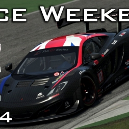 Assetto Corsa: Race Weekend (Monza Madness) - Episode 54