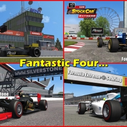Fantastic Four (F1's by Reiza) - Stock Car Extreme