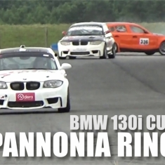 WHAT A RACE! /// BMW 130i - PANNONIA RING