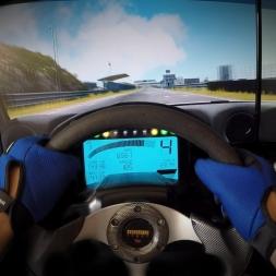 Assetto Corsa - Nissang GT-R Nismo @Zandvoort - Onboard Triple Screen Gopro