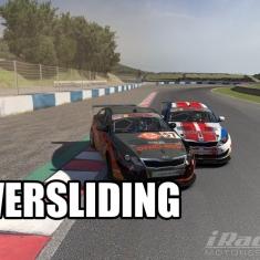iRacing: Powersliding (Kia Optima @ Okayama)