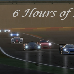 Apex Stalkers 6 Hours of Spa for Rich Jerks with Supercars