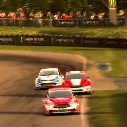 Dirt Rally Rallycross Update 0.6 - Volkswagen Polo Rallycross Lydden Hill, UK