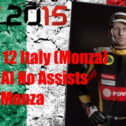 F1 2015 Italian GP Romain Grosjean Championship Season Mighty Monza
