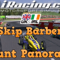 iRacing UK&I Skip Barber Round 7 at Mount Panorama