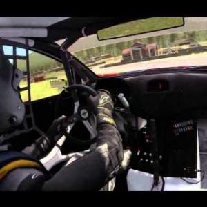 DiRT Rally - Rallycross - Höljes, Sweden - Ford Fiesta WRX (Onboard)