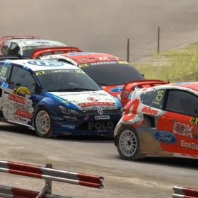 DiRT Rally - World RX Holjes SuperCars Final
