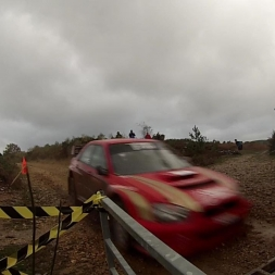 Tempest Rally 2014 4WD SS7 - Pavilion