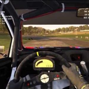 Dirt Rally | Rallycross | Lydden Hill | Ramona Karlsson