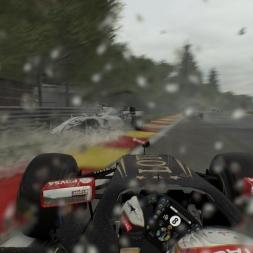 F1 2015 - Crash Compilation