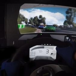 Project Cars - Aston Martin V12 Vantage GT3 @ Bathurst - Onboard triple screen